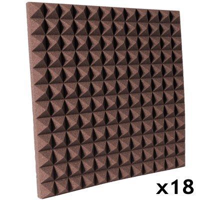 Studio Foam Kit Pyramid Chocolate