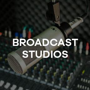 Broadcast Studio Soundproofing