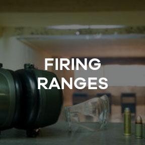 Gun and Firing Range Soundproofing