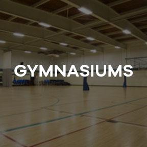 Gymnasium Soundproofing
