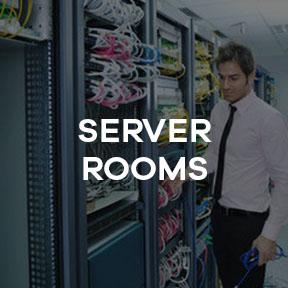 Server Room Soundproofing