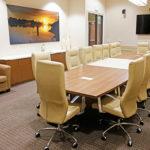 board room art panels