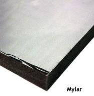 Acoustic Foam Panel Mylar Faced