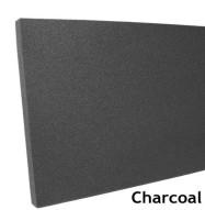 Acoustic Foam Panel 2 inch Charcoal