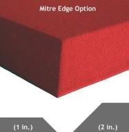 Acoustic Panel Mitre Edge
