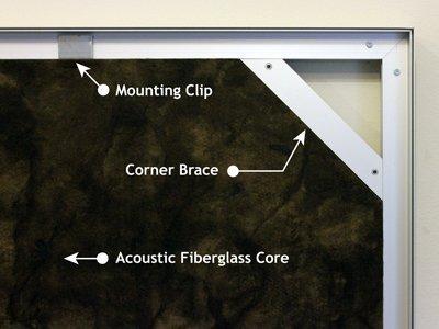Adapt Acoustic Panel Detail