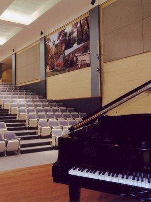 Art Acoustic Panel Auditorium