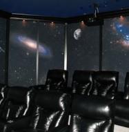 Art Acoustic Panel Home Theater Left Corner