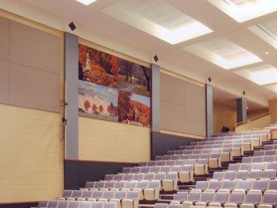 Art Acoustic Panel Performance Center