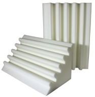 Fire Rated Studio Foam Corner Trap White 24 inch