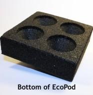 Soundproofing EcoPod Bottom