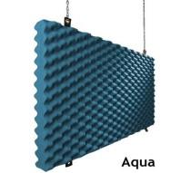 Baffle Studio Foam Aqua
