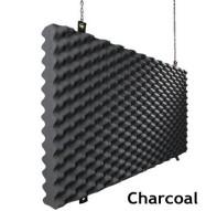 Baffle Studio Foam Charcoal