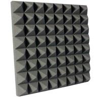 3 inch Charcoal Pyramid Studio Foam