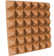 4 inch Pumpkin Pyramid Studio Foam