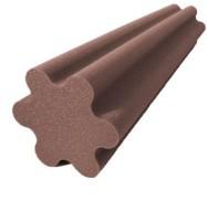 Spiral Trap Studio Foam Chocolate 48 inch