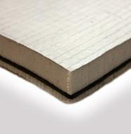Quiet Barrier Class A Specialty Composite corner