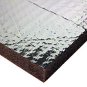 acoustic foam reinforced aluminum