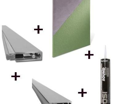 door soundproofing residential kit