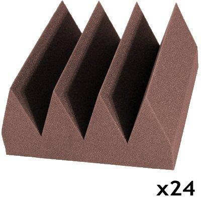 Studio Foam Kit Bass Wedge Chocolate