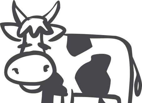 Soundproof Cow logo