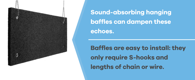 Restaurant Soundproofing Materials - Noise Reducing Panels
