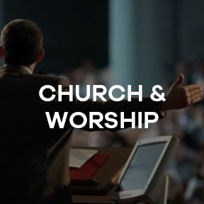 Church & Worship Soundproofing