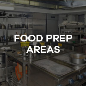Food Preparation Area Soundproofing