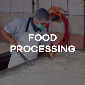 Food Processing Facility Soundproofing
