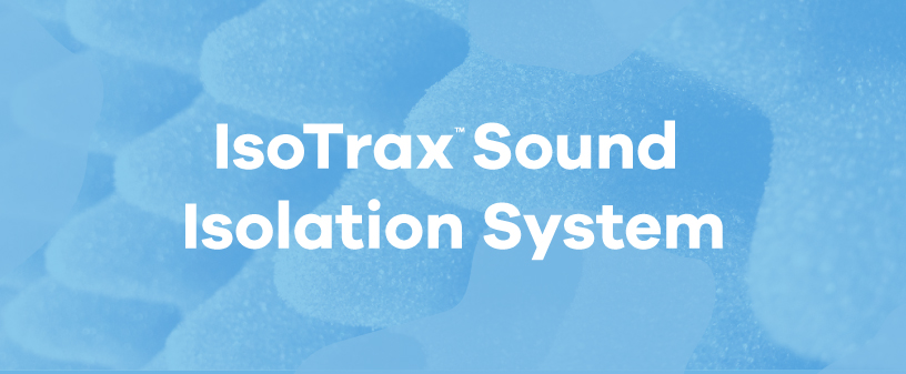 isotrax soundproofing system