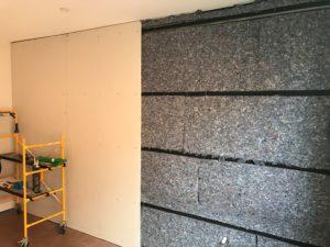 Isotrax - Drywall Installation