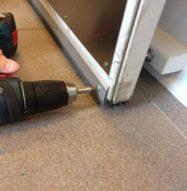 Quiet Door Door Sweep - Installation