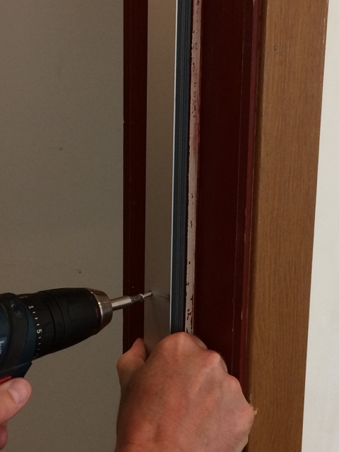 Installing Quiet Door Perimeter Seal