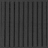 acoustic panel linear 133 ebony 400