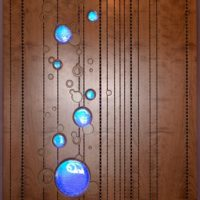 acoustic wood panel_bubble