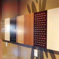 Bistro Acoustic Wood Panel