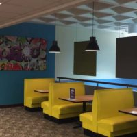 Statesboro Regional Libraries - Hanging Baffles