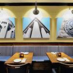 Art Acoustic Restaurant Booth
