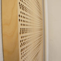 EccoTone™ Acoustic Wood Panel Detail