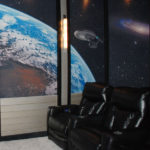 Home Theater - Space Theme