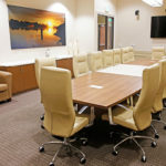 board room art panels