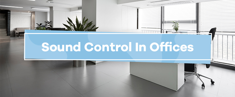 office sound control