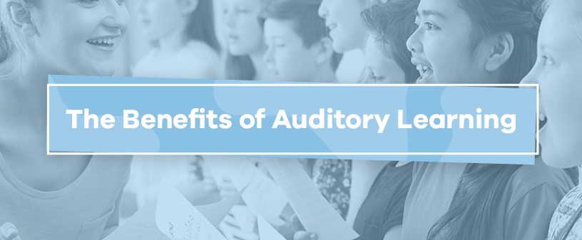 benefits of auditory learning