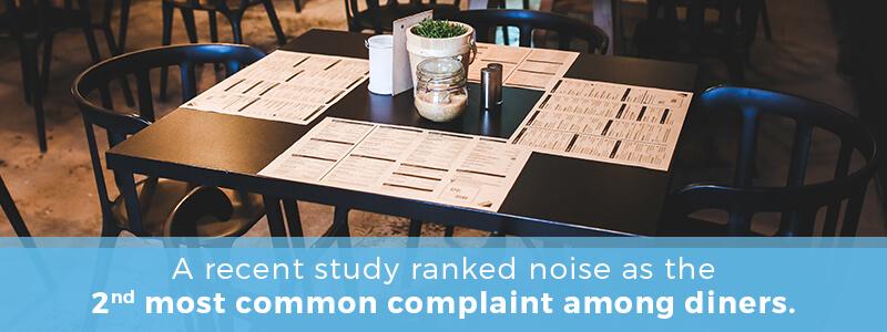 acoustical panels for restaurants