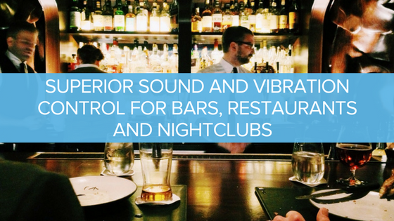 soundproofing for night clubs