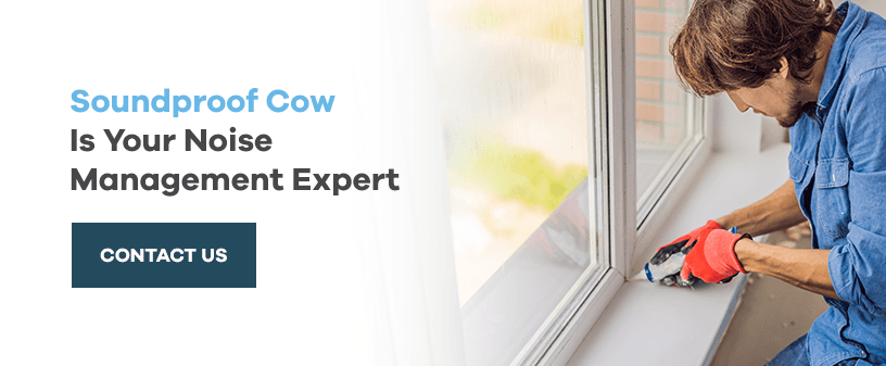 Soundproof Cow Is Your Noise Management Expert