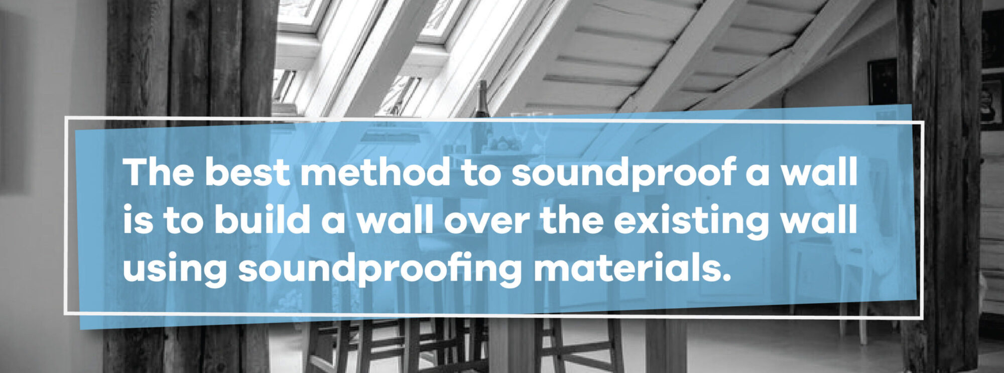 soundproofing an existing wall