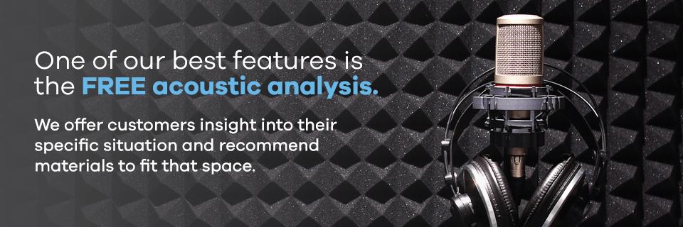 free acoustic analysis