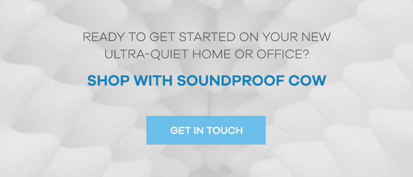Shop with Soundproof Cow