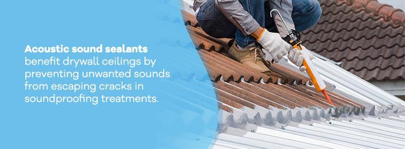 acoustic sound sealants